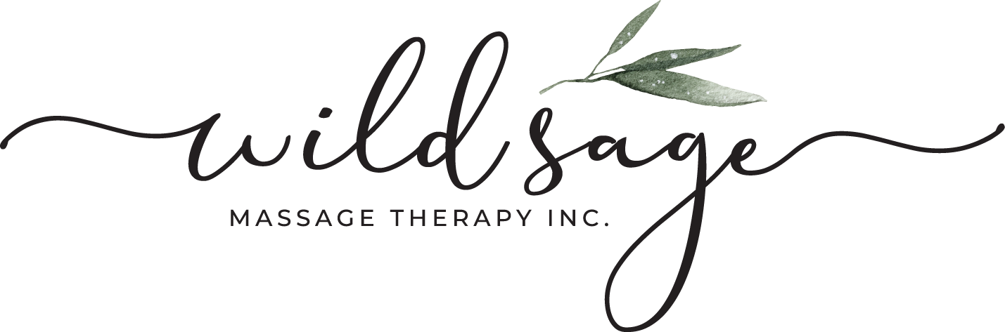Wild Sage Massage Therapy Inc. Logo