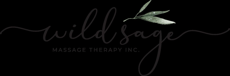 Wild Sage Massage Therapy Inc. Logo